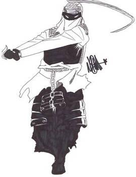 Fullmetal Alchemist Ninja