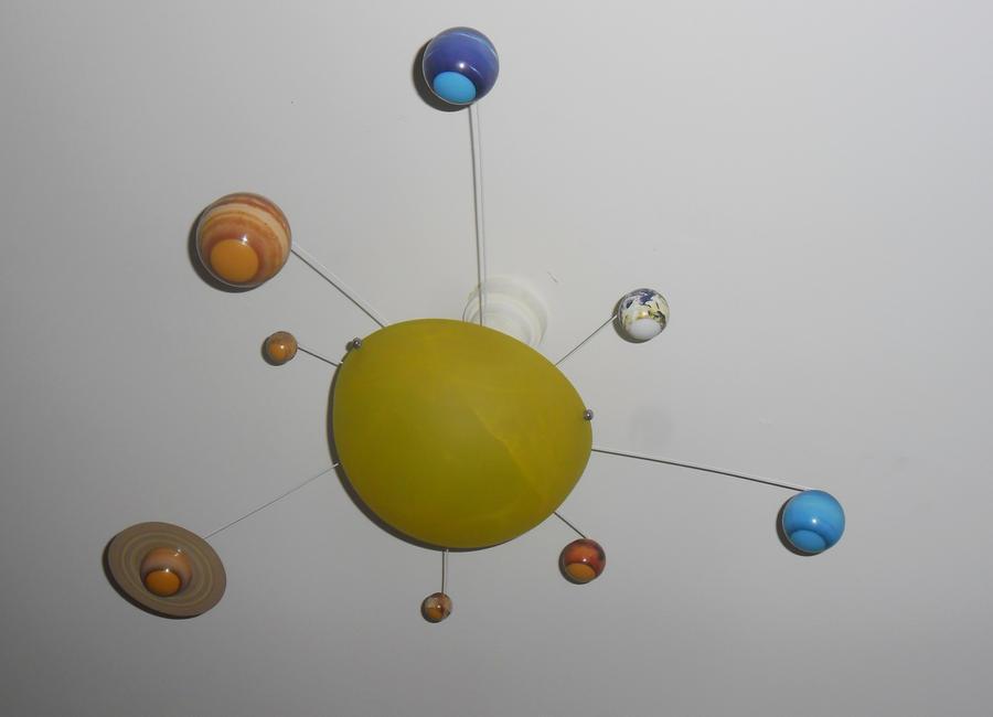 Solar System Light Shade by DeannaPhantom13 on DeviantArt