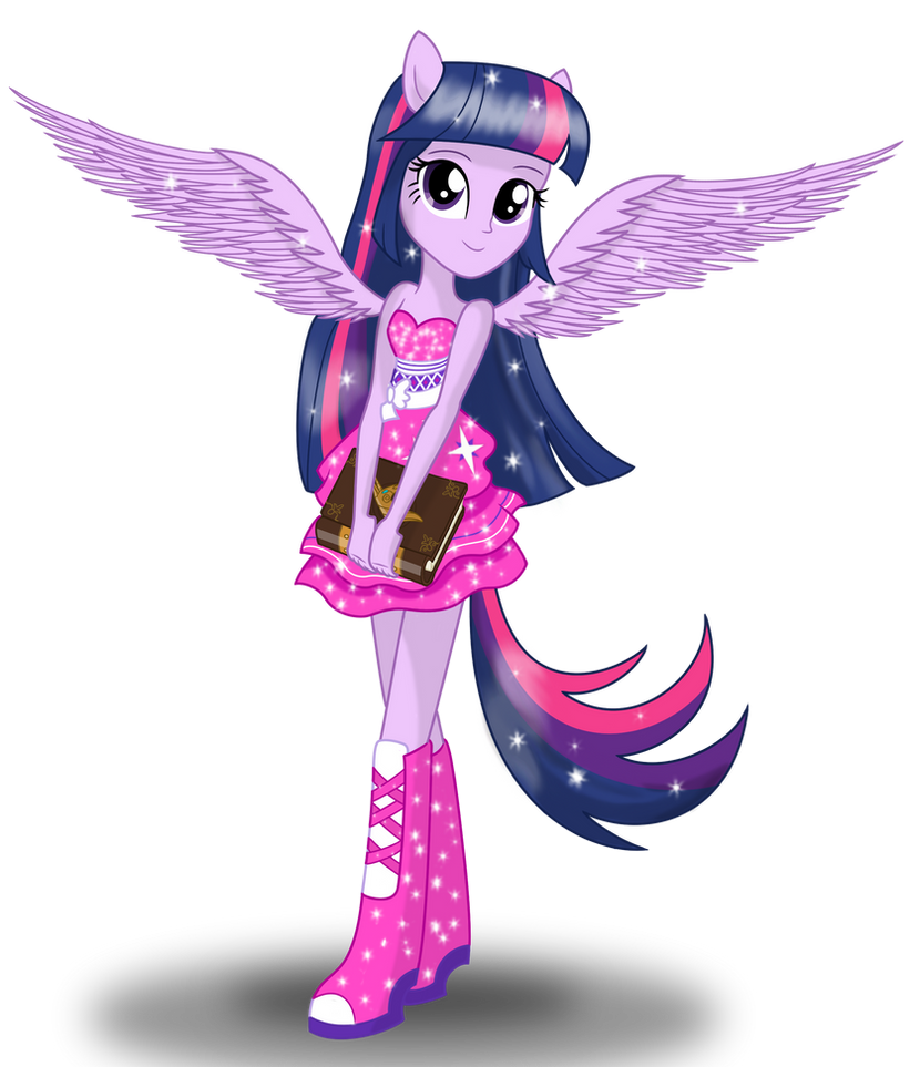 Twilight Sparkle Equestria Girls Costume