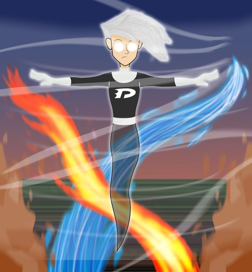 Avatar Danny by DeannaPhantom13