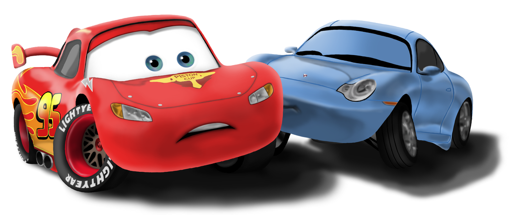 lightning mcqueen and sallys relationship