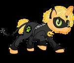 Ponified Cat Noir