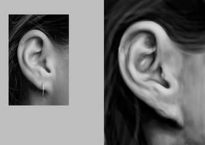 Realistic Ear
