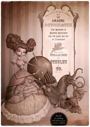 The Amazing Octomatix by Felideus