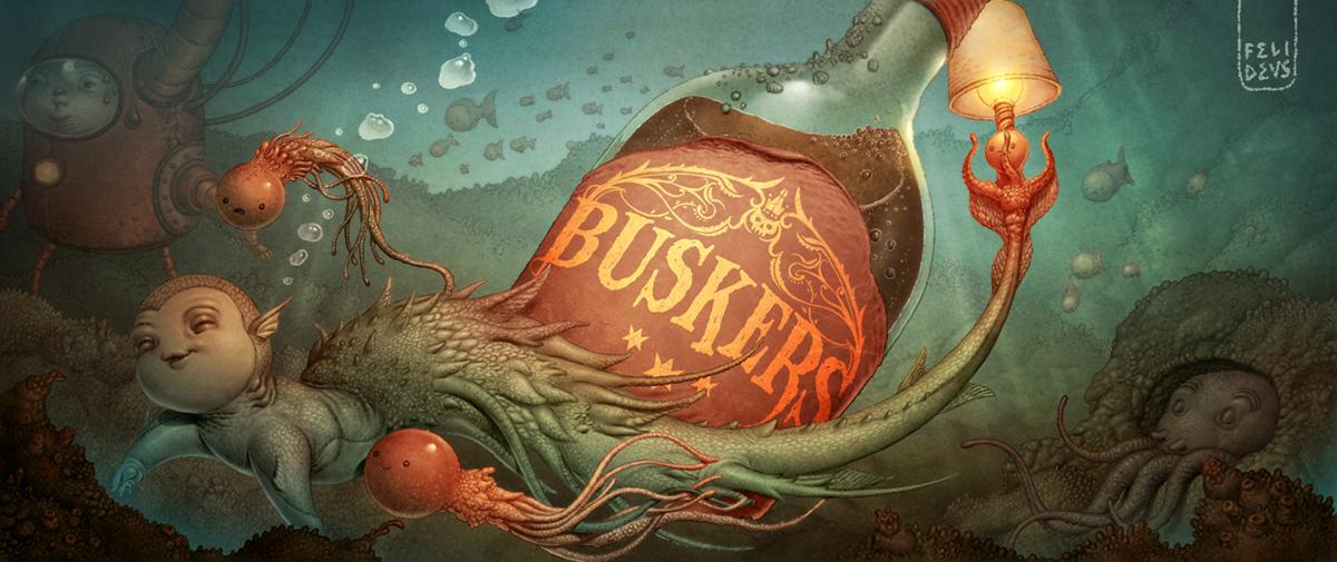 Beerfish by Felideus