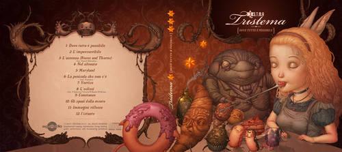 Tristema Cover (External) by Felideus