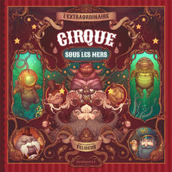 The Extraordinary Underwater Circus (cover)