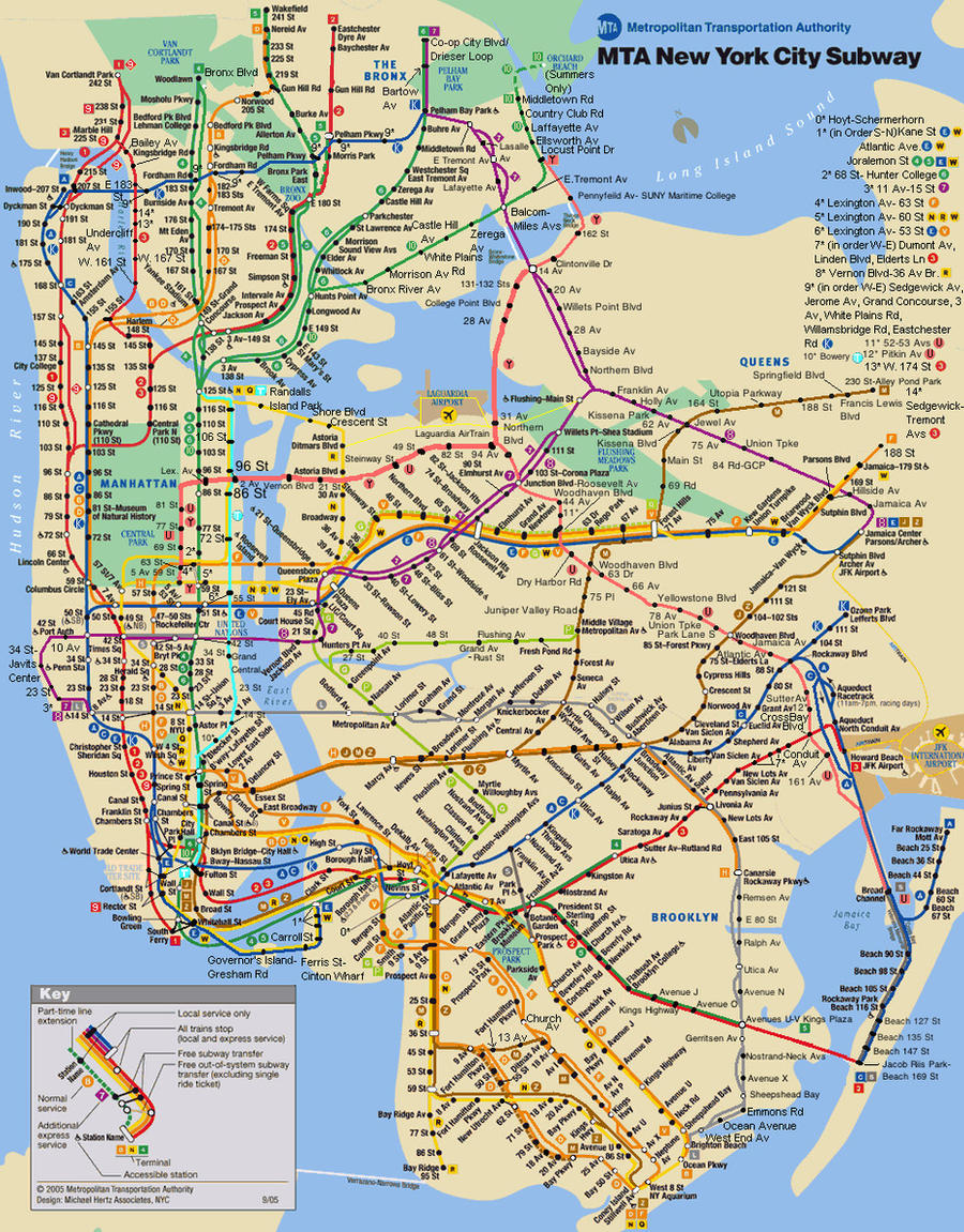Nyc Subway Map Full.Fantasy Nyc Subway Map V3 By Sfong213768 On Deviantart