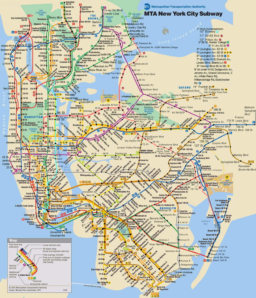 Nyc Subway Map Download