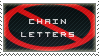 no chain letters by Queer4Barbie