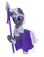 Twilight's Personal Guard by Etiluos