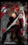 Bloodrayne by Justice41