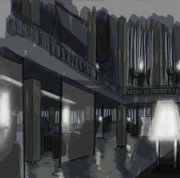 'Lobby' Set Design