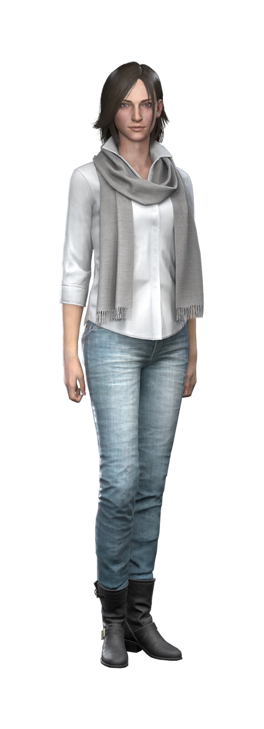 The Evil Within 2 Juli Kidman Render PNG 2 by GamingDeadTv