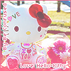 Love Hello Kitty by verarorato