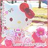 Love Hello Kitty by verarorato