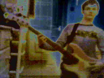 me with bass