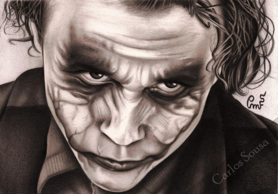 Joker by carlos-sousa-13