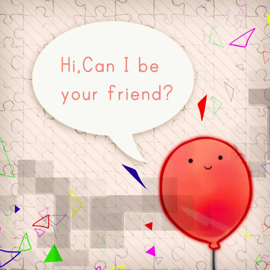 Image result for hi, can i be your friend