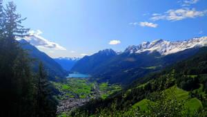 Chur, Switzerland Landscapes #2