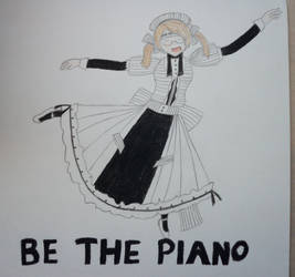 Be The Piano Fem!Canada