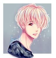 New Boy by decimeki