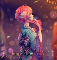 [2019] Happy New Year ! by decimeki