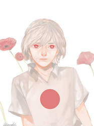Kaworu by Aeylis