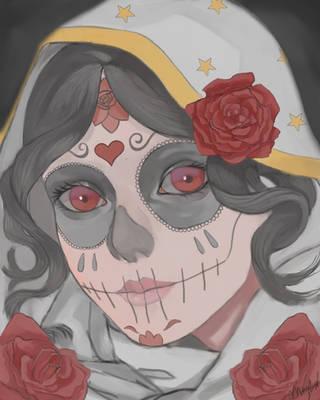 Dia de los muertos by Aeylis