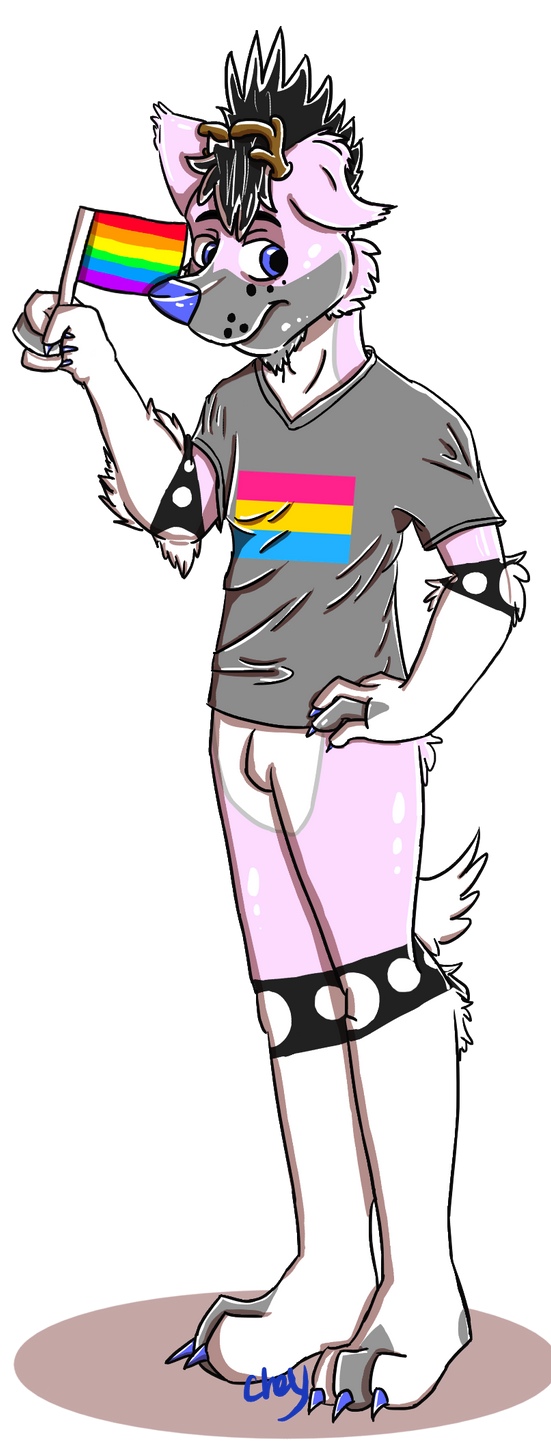 happy pride month! by Oerpink