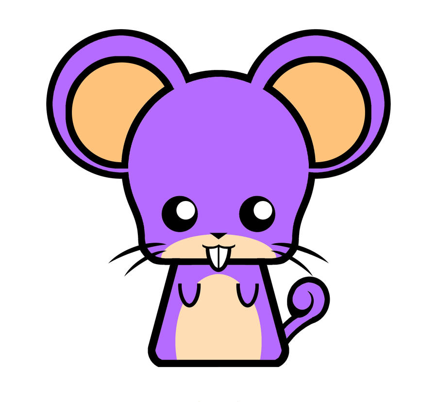 Chibi Rattata by DrSketch24
