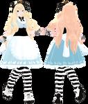 Alice in wonderland {MOTME}