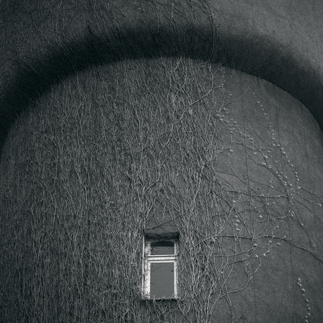 Water Tower's Window by kapanaga