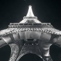 Eiffel Tower, Study 6 by kapanaga