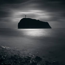 St Georges Rock, Study 2 by kapanaga