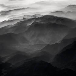 Dalmatian Mountains, Study 6