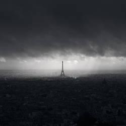 Eiffel Tower, Study 7