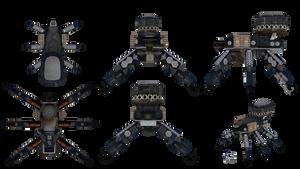 Spider Robot 1