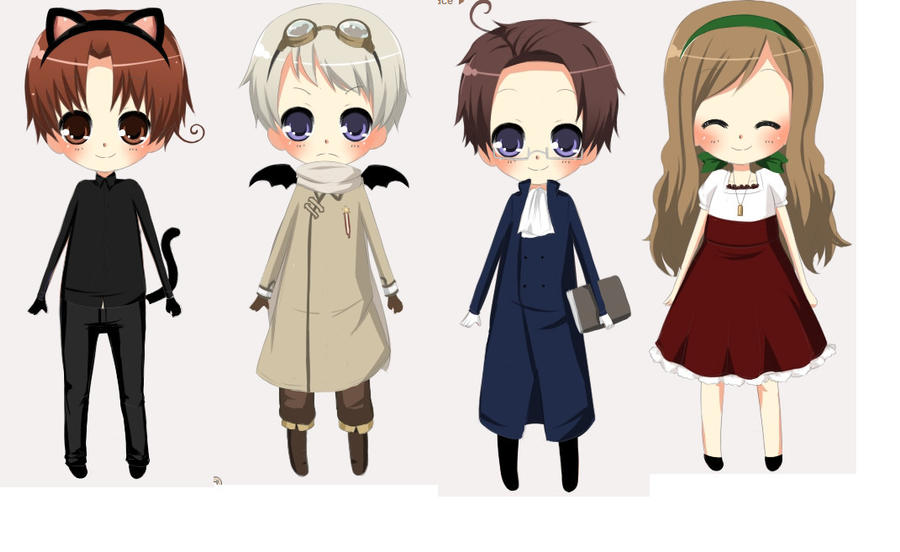 anime dress up games hetalia