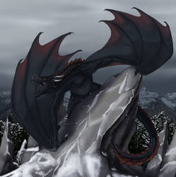 Drogon by Hastogs