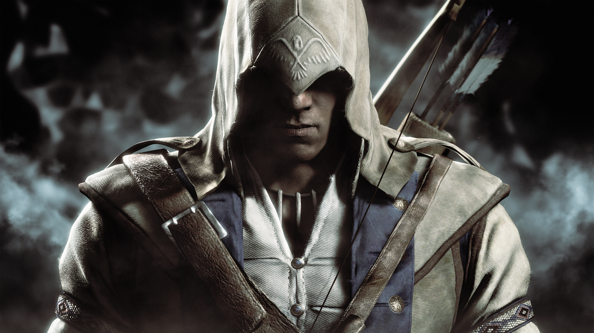 assassins creed connor by bb22andy on deviantart