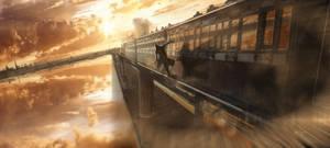 Soaring - Assassin's Creed Syndicate Fan Art