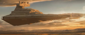 Star Wars - Star Destroyer B