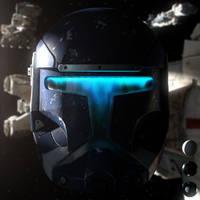 Republic Clone Commando - Tama