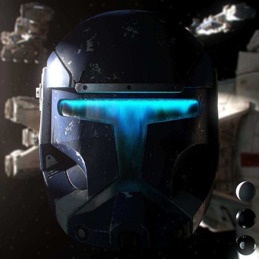 Republic Clone Commando - Tama by BB22Andy
