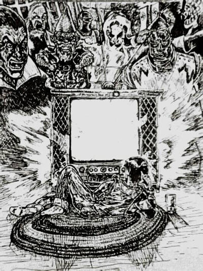 Tv Terrors 2 by Mathieugeekboy