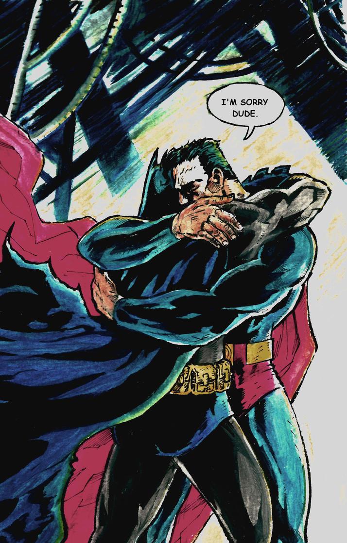 Batman #612 by Mathieugeekboy