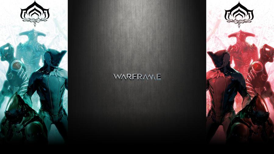 Warframe - YouTube Background by MiniDudeMD