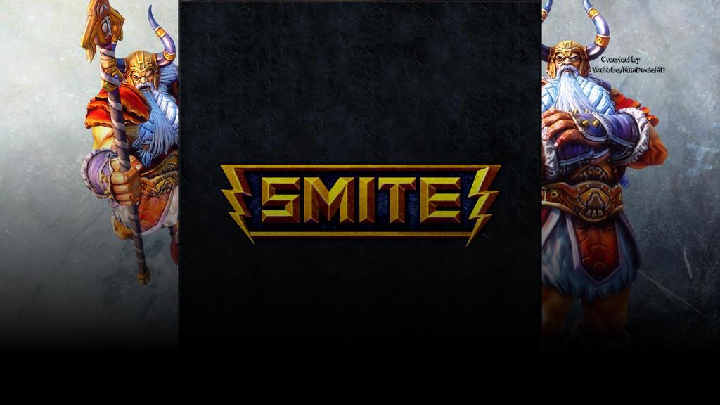 SMITE - Odin - YouTube Background by MiniDudeMD on deviantART