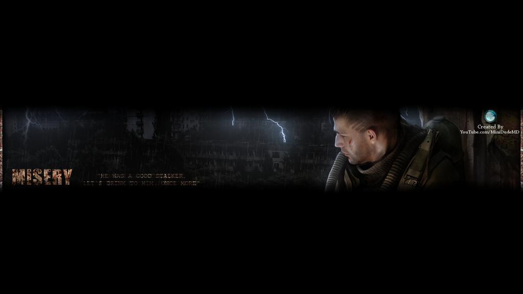 YouTube Banner By MiniDudeMD On DeviantArt